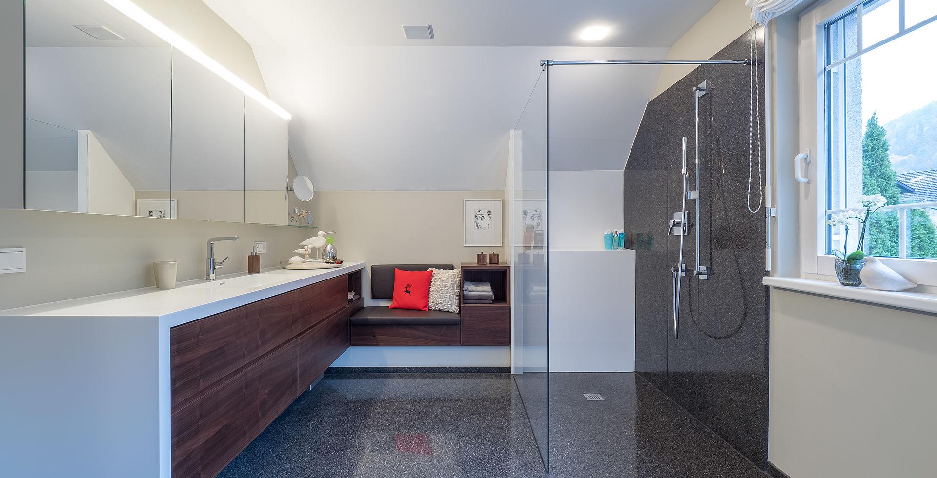 Badezimmer Privathaus